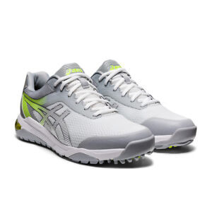 ASICS GEL COURSE ACE MENS GOLF SHOES 2021 WHITE/WHITE - PICK SIZE