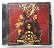 "THE BLACK EYED PEAS ""Monkey Business"" CD 2005"