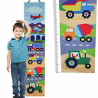 Growth Chart For Kids 12.2 X 57in For Room Decoration Children Boys Girls