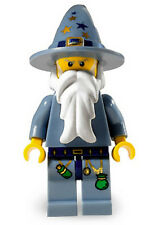 Lego GOOD WIZARD Castle Minifigure Fantasy Era 5614 with Wand!  New