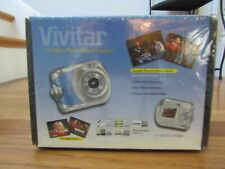 NEW IN BOX (still wrapped) VIVITAR VIVICAM 3785 3.0 MEGA PIXELS DIGITAL CAMERA