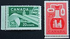 Timbre / Stamp CANADA - Yvert et Tellier n°289 et 290 n** (cyn6)