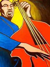 CHARLES MINGUS PRINT poster jazz bass ah um saint pithecanthropus erectus cd lp