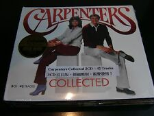 Carpenters Collected 3-CD Audiophile Made in Germany NEW