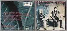 LESSMANN ZILLER - GLAUB DRAN CD 1993 BONFIRE ROCK METAL