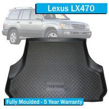 Lexus LX470 (1999-2007) - Boot Liner / Cargo Mat - No 3rd Row Seats