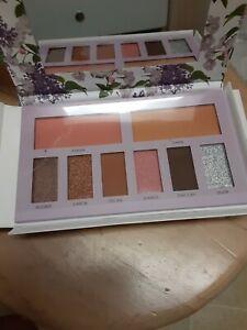 Vegan Eyeshadow & Blush Palette Sakura + Sage Seraphine Botanicals Makeup