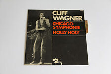 vinyle CLIFF WAGNER Chicago symphonie Holly holy neuf 45T 7'