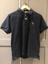 Abercrombie and Fitch Polo Shirt Mens Small NOT Jack Wills or Hollister