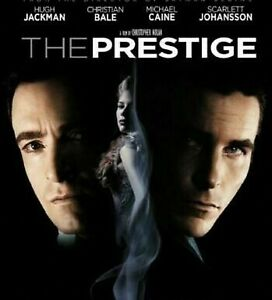 The Prestige DVD Drama Sci-Fi Mystery - REGION 4 - Hugh Jackman, Christian Bale