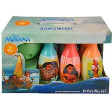 Disney Moana Bowling Set in Display Box