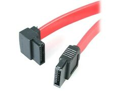 StarTech.com 6 inch SATA to Left Angle SATA Serial ATA Cable