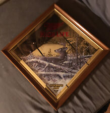 """Miller High Life """"Opening Day� Beer Mirror Sign Deer Hunting Man Cave"""