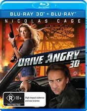 Drive Angry (3D/2D Blu-ray, 2011)