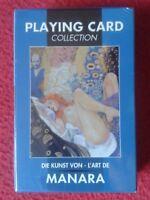 BARAJA DE CARTAS PLAYING CARD COLLECTION CARDS THE ART OF EL ARTE MANARA COMIC