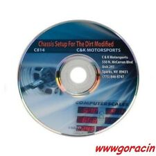 Chassis setup DVD for the IMCA,UMP DIRT MODIFIED,How to setup IMCA Modified~