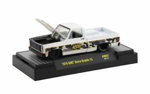 1:64 1976 GMC Sierra Grande 15 -- M2 Machines Auto-Mods Release 7