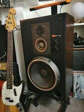 More details for sony g5 vintage speakers. 80w. audiophile! kef, bose, yamaha slayers.