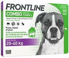 Frontline Combo Spot-on-chien L 6 pipettes 06 - 2018