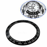 Ceramic Bezel Insert Fits For Daytona Watches 116500 16520 116509 Black White