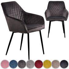 Esszimmerstühle Samt Esszimmerstuhl Küchen Wohnzimmer Stuhl Set Küchenstuhl
