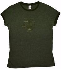 EUC Prana Boys Size Medium Short Sleeve Green Breathe Cotton Tee T Shirt
