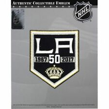 NHL LOS ANGELES KINGS  50th ANNIVERSARY PATCH 2016/17