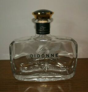 Prince de Didonne RARE Empty Collectable Cognac bottle French Quality Spirit