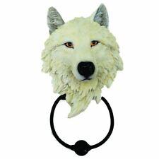 Light Guardian Wolf Door Knocker 22.8cm