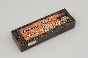 Ace Gens Batterie Lipo 5000mAh 65C 7.4V Modélisme