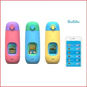 Gululu Talk Interactive Water Bottle & Health Tracker V2 - iPhone, Android APP