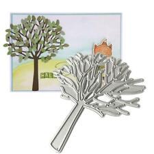 Tree Metal DIY Cutting Dies Stencil Scrapbooking  Album Paper Card Embossing