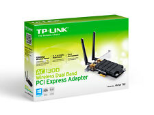 TP-Link AC1300 Wireless 5Ghz High Speed Dual Band PCI Express Archer T6E Adapter