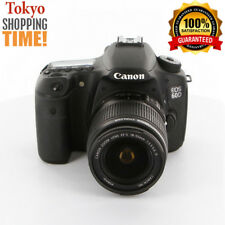 [EXCELLENT+++] Canon EOS 60D Body + EF-S 18-55mm F/3.5-5.6 IS Lens Kit from JP