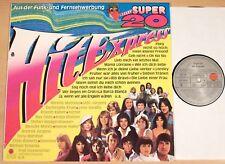 SUPER 20 - Hit-Express  (1981 / Dschinghis Khan, Severine, Rex Gildo / LP m-)