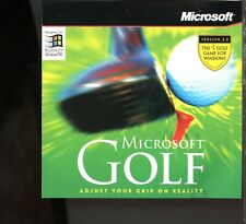 Microsoft Flight Golf / PC CD-Rom Game
