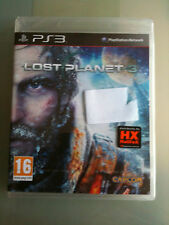 LOST PLANET 3 EDIZIONE  ITALIANA PS3  SIGILLATO