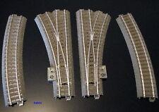 Märklin 24671 C-Voie Arc douce gauche r1 360 mm 30 ° Nouveau dans neuf dans sa boîte +