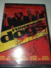 Reservoir Dogs (DVD, 2006, 15th Anniversary). New and sealed. Ship super fast.