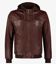 Veste Chevignon en cuir (Homme) B-Mussila taille M