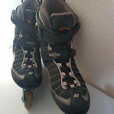 K2 Exotech Velocity Men's Sz 11.5 Rollerblades Inline Skates