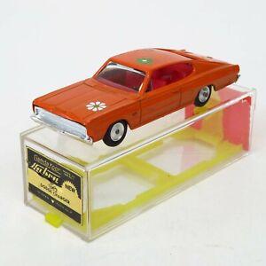 Sabra 8112 - Dodge Charger Orange - Israel Die Cast Boxed Rare 1:43 Gamda Koor