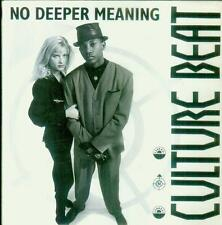 "7"" Culture Beat/no deeper meaning (NL)"