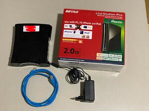 NAS Buffalo LinkStation PRO LS-VL 2TB G.BIT VS Synology Qnap Lacie WD IOMEGA