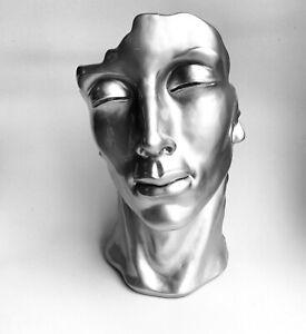 Portrait, Gesicht, Skulptur, DESIGN, POP-ART, MODERN