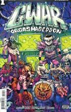 GWAR Orgasmageddon #1 cover A 1st Print Dynamite Comic NM+ 9.6