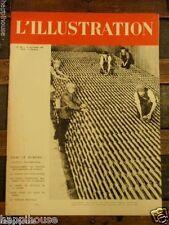 L'Illustration Magazine Oct 1939 WWII Hitler & Ribbentrop / Paris Under Sandbags