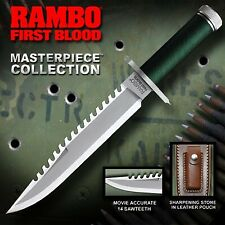 Rambo Knives Rambo First Blood Sylvester Stallone Standard Edition