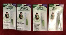 Lot 4 Sergeant's Nature'S Guardian Squeeze on Cats & Kittens Flea Drops 2.0mL ea