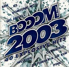 BOOOM 2003 - THE FIRST - 40 EXPLOSIVE HITS / 2 CD-SET